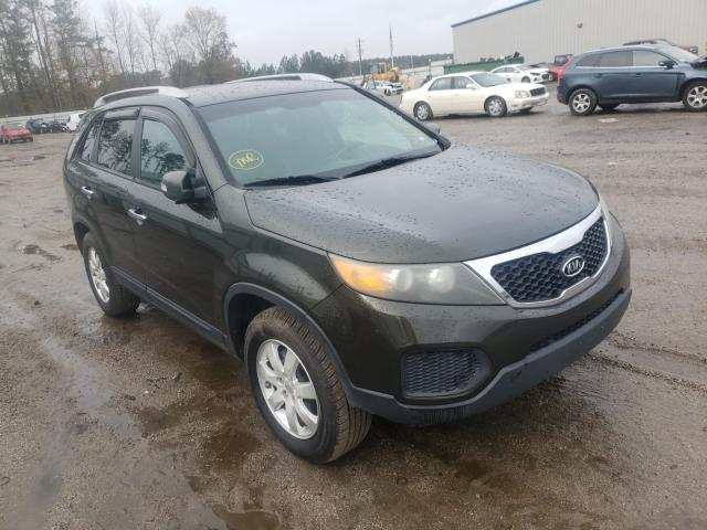 Salvage cars for sale from Copart Harleyville, SC: 2011 KIA Sorento BA