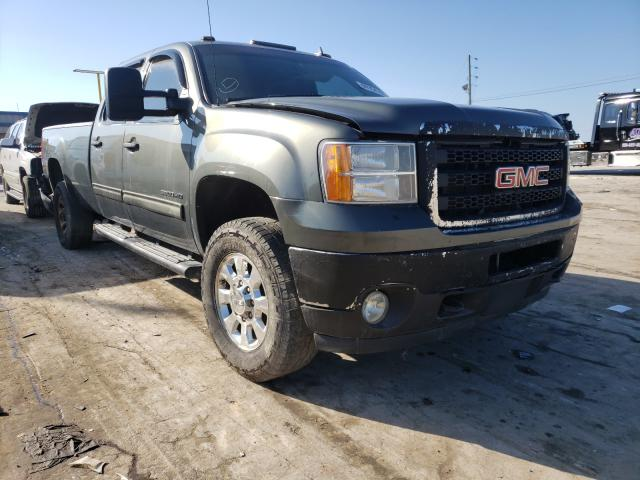 Salvage cars for sale from Copart Lebanon, TN: 2011 GMC Sierra K35
