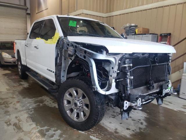 Salvage cars for sale from Copart Gainesville, GA: 2017 Ford F250 Super