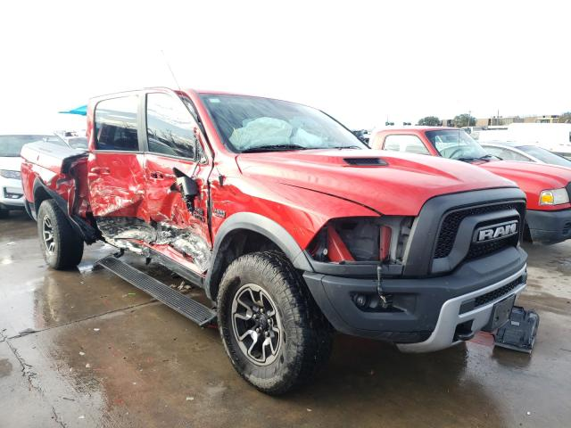 Vehiculos salvage en venta de Copart Grand Prairie, TX: 2015 Dodge RAM 1500 Rebel
