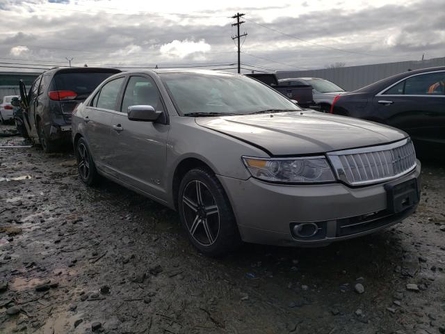Lincoln MKZ salvage cars for sale: 2008 Lincoln MKZ