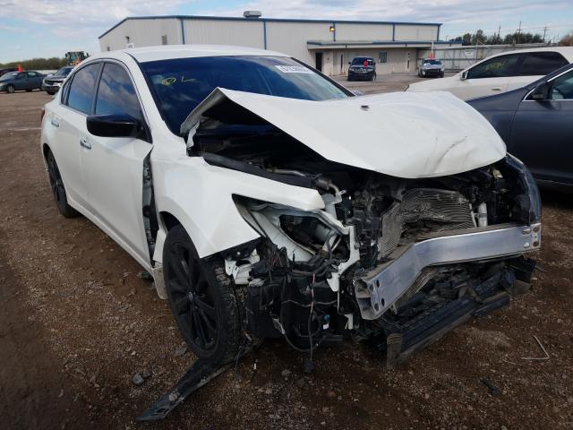 Salvage cars for sale from Copart Mercedes, TX: 2017 Nissan Altima 2.5