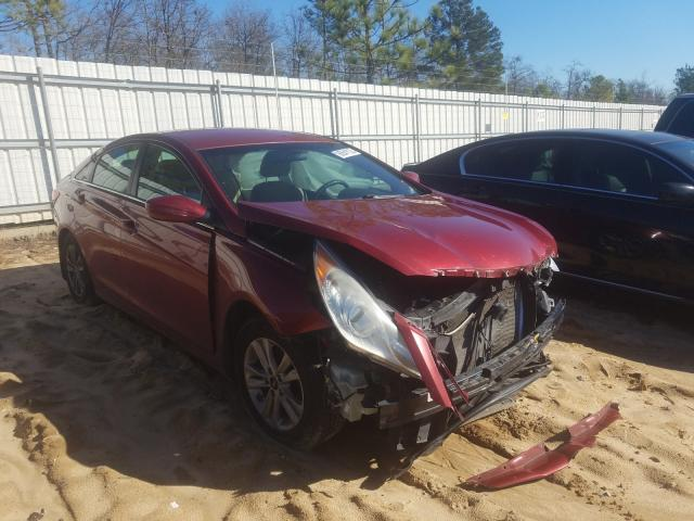 Salvage cars for sale from Copart Gaston, SC: 2011 Hyundai Sonata GLS