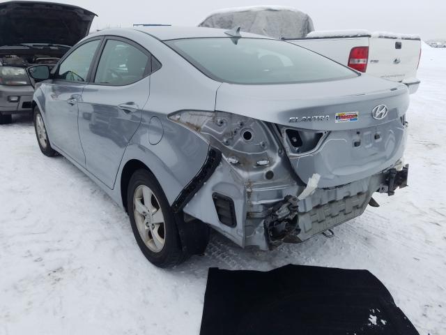 купить 2015 Hyundai Elantra Se 1.8L 5NPDH4AE7FH581293