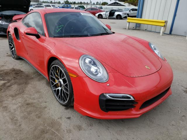 2015 Porsche 911 Turbo for sale in Riverview, FL