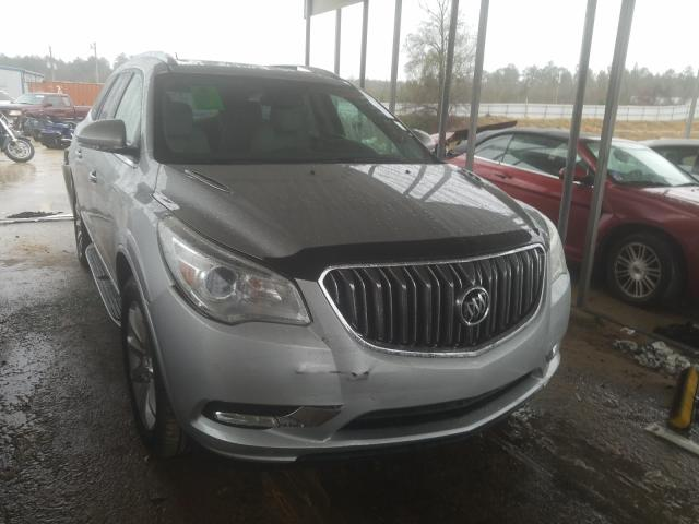 Salvage cars for sale from Copart Gaston, SC: 2017 Buick Enclave