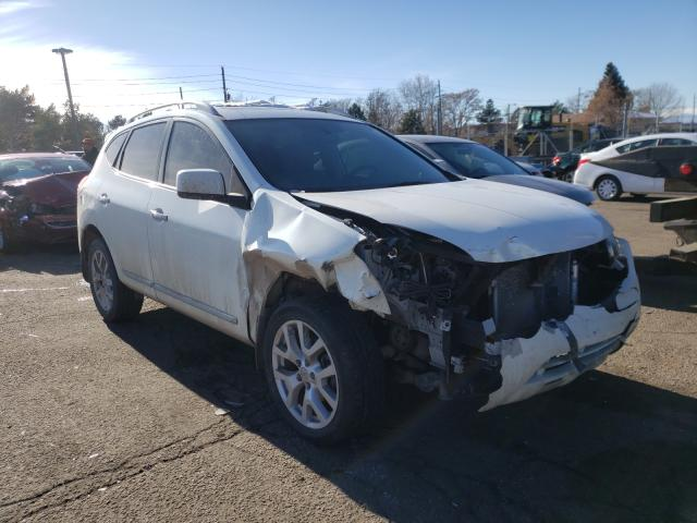 Salvage cars for sale from Copart Brighton, CO: 2011 Nissan Rogue S