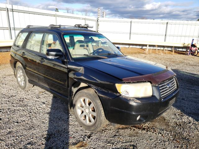 Salvage cars for sale from Copart Chatham, VA: 2006 Subaru Forester 2