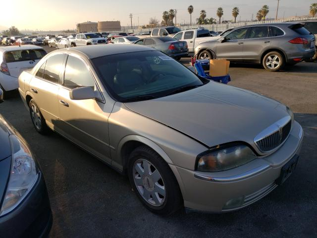 Salvage cars for sale from Copart Colton, CA: 2004 Lincoln LS