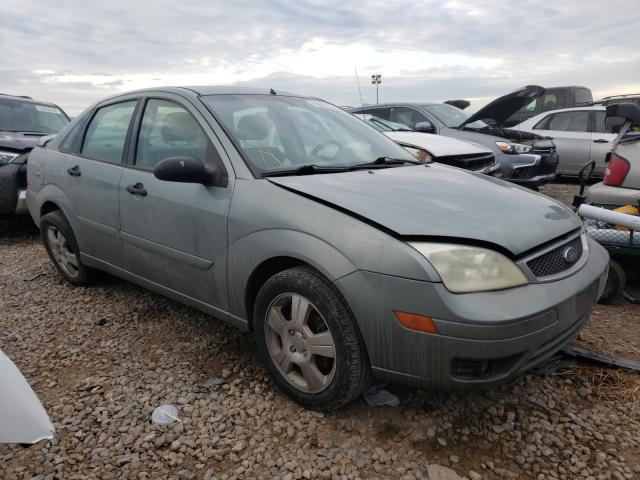 Salvage cars for sale from Copart Magna, UT: 2005 Ford Focus ZX4