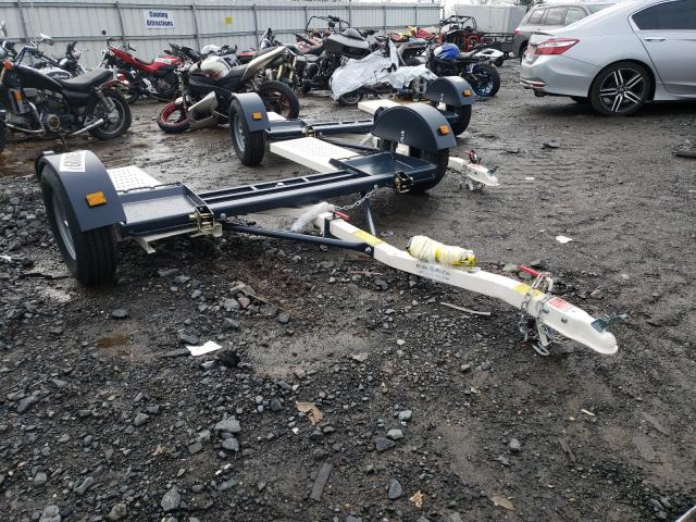 Salvage cars for sale from Copart Hillsborough, NJ: 2021 TOW Dolly