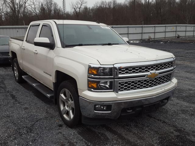 Salvage cars for sale from Copart York Haven, PA: 2014 Chevrolet Silverado