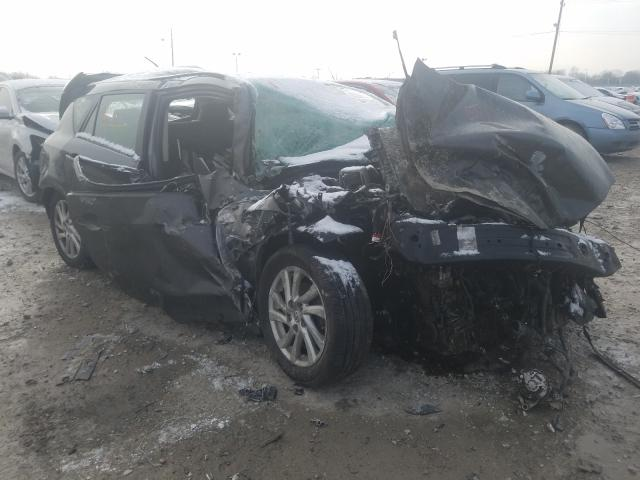 Salvage cars for sale from Copart Indianapolis, IN: 2012 Mazda 3 I