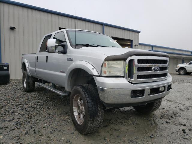 Salvage cars for sale from Copart Byron, GA: 2006 Ford F250 Super