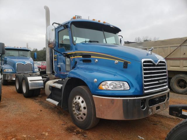 Mack 600 CXU600 salvage cars for sale: 2014 Mack 600 CXU600