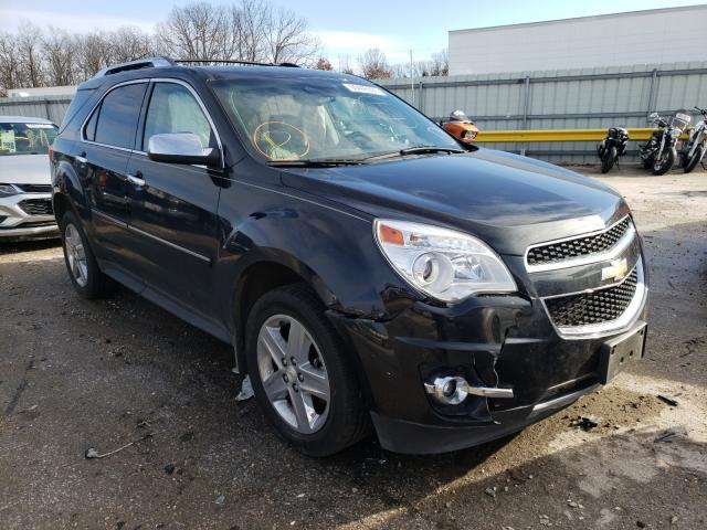 Salvage cars for sale from Copart Rogersville, MO: 2014 Chevrolet Equinox LT