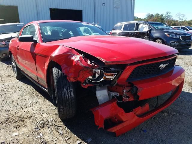 2012 FORD MUSTANG 1ZVBP8AM8C5271882