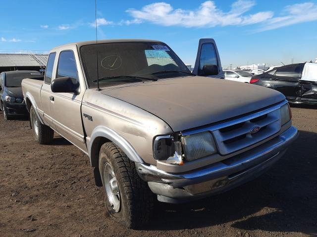 Salvage cars for sale from Copart Phoenix, AZ: 1996 Ford Ranger SUP