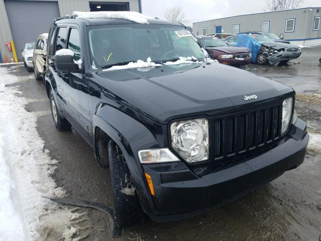Salvage cars for sale from Copart Duryea, PA: 2010 Jeep Liberty SP