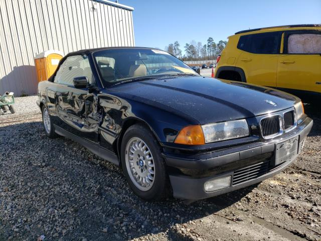 BMW 325 IC salvage cars for sale: 1995 BMW 325 IC