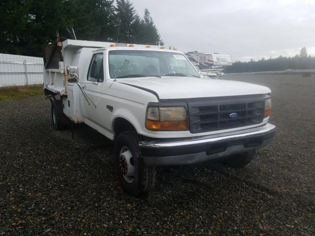 Ford F Super DU salvage cars for sale: 1996 Ford F Super DU