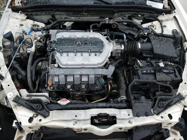 2010 Acura TL | Vin: 19UUA8F54AA012214