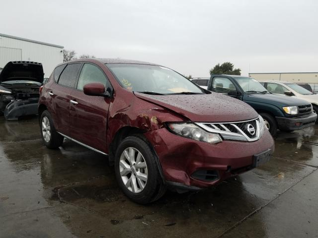 Salvage cars for sale from Copart Sacramento, CA: 2011 Nissan Murano S