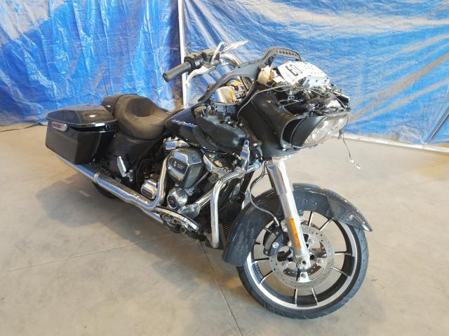 Salvage cars for sale from Copart Apopka, FL: 2020 Harley-Davidson Fltrx