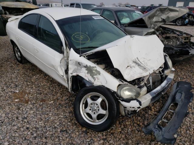 Dodge Neon salvage cars for sale: 2002 Dodge Neon