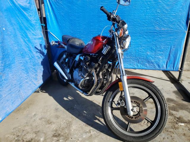 Yamaha salvage cars for sale: 1985 Yamaha XJ700