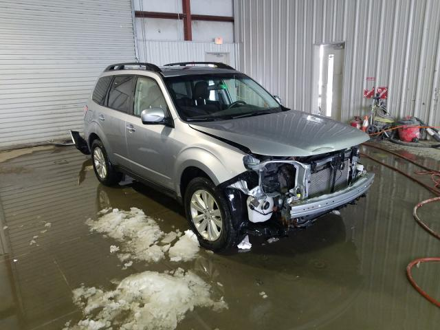Salvage cars for sale from Copart Albany, NY: 2013 Subaru Forester 2