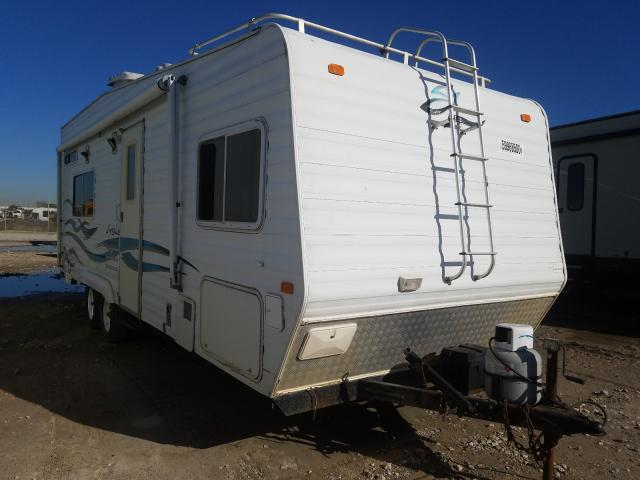 Weekend Warrior salvage cars for sale: 2005 Weekend Warrior Trailer
