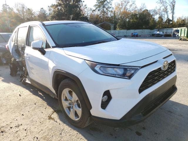 Toyota salvage cars for sale: 2020 Toyota Rav4 XLE