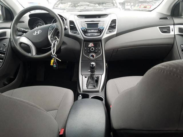5NPDH4AE7FH581293 2015 Hyundai Elantra Se 1.8L