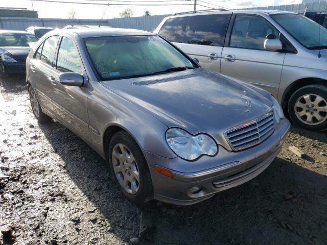Salvage 2005 MERCEDES-BENZ C CLASS - Small image. Lot 29757961