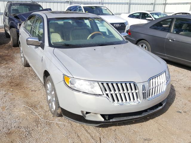 Lincoln salvage cars for sale: 2010 Lincoln MKZ