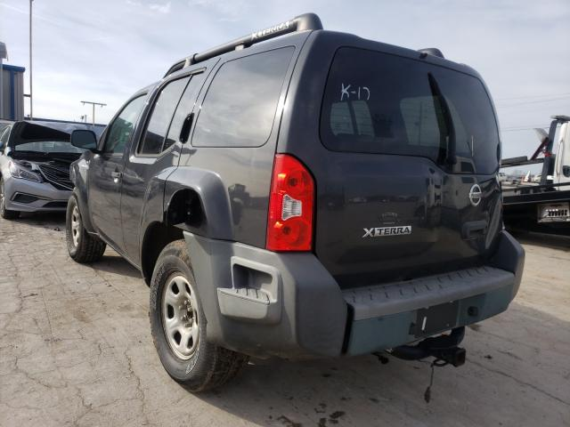 2008 NISSAN XTERRA OFF - Right Front View