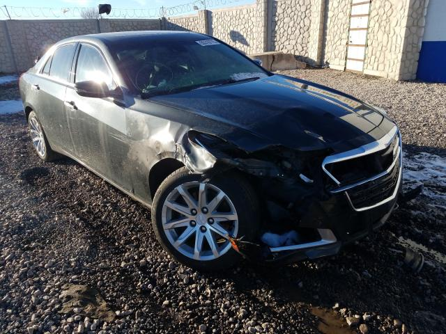 Salvage cars for sale from Copart Farr West, UT: 2015 Cadillac CTS Luxury