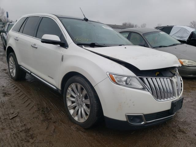 Lincoln salvage cars for sale: 2013 Lincoln MKX
