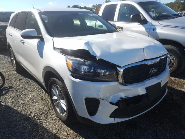 Salvage cars for sale from Copart Jacksonville, FL: 2020 KIA Sorento S