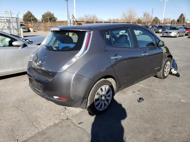 цена в сша 2017 Nissan Leaf S U 1N4BZ0CP8HC307312