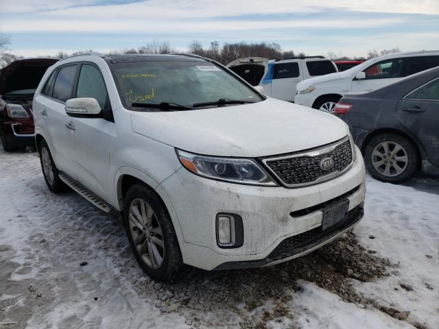 2014 KIA Sorento SX for sale in Des Moines, IA