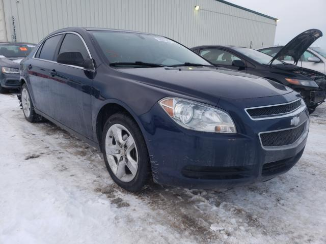 Chevrolet salvage cars for sale: 2011 Chevrolet Malibu LS