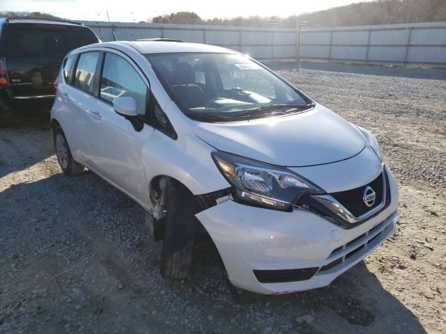 Salvage cars for sale from Copart Prairie Grove, AR: 2017 Nissan Versa Note