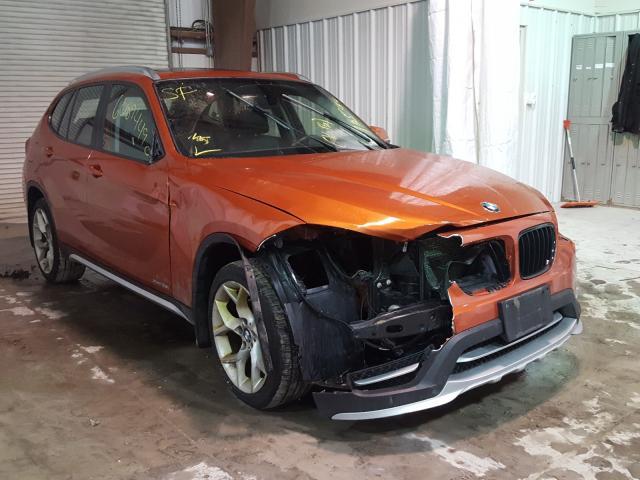 2015 BMW X1 XDRIVE2 WBAVL1C53FVY27283