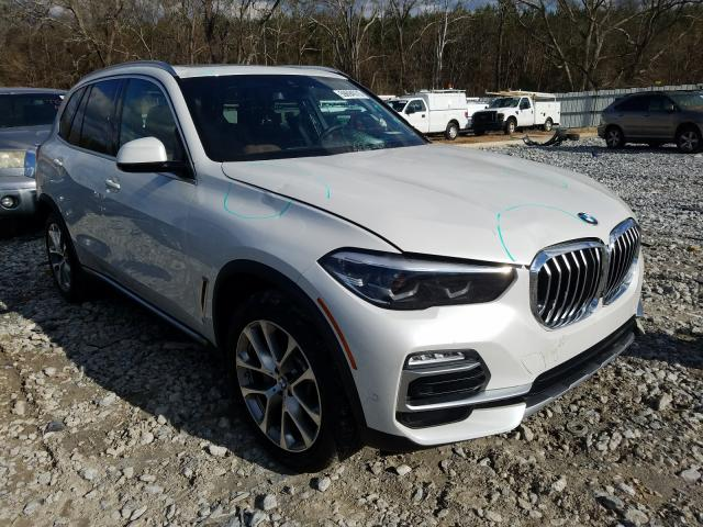 BMW X5 Sdrive salvage cars for sale: 2020 BMW X5 Sdrive