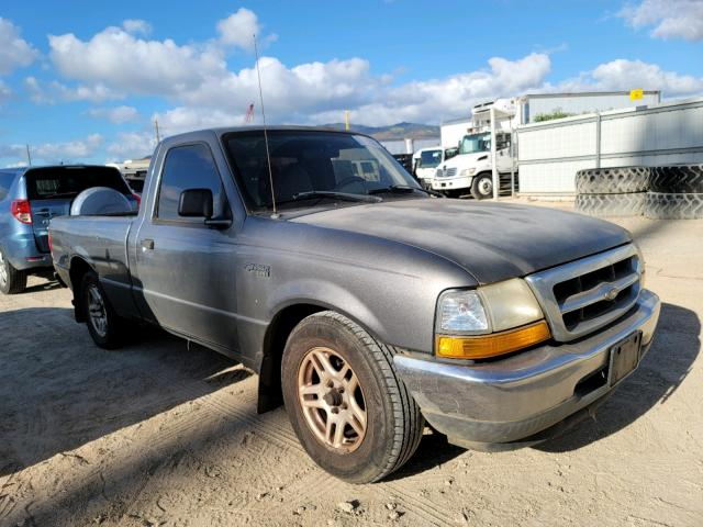 Salvage cars for sale from Copart Kapolei, HI: 1999 Ford Ranger