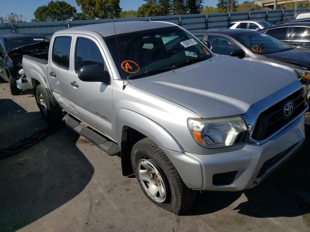 Salvage cars for sale from Copart Miami, FL: 2013 Toyota Tacoma DOU