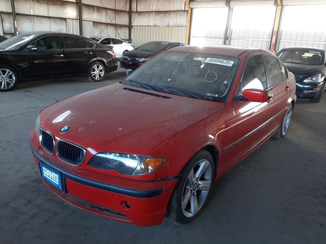 BMW 3 SERIES 2004 1