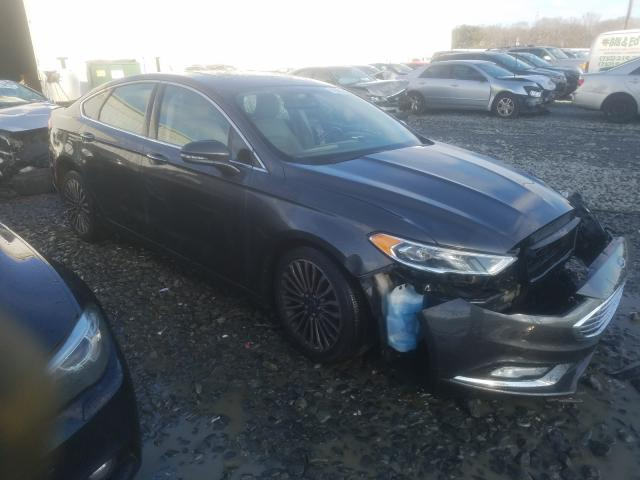 2017 Ford Fusion SE for sale in Windsor, NJ